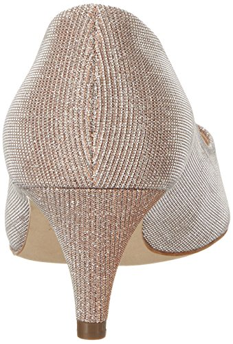 Tacón Mujer Kaiser Shimmer Peter de Powder Rosa Zapatos 044 55791 wxIPxXqv