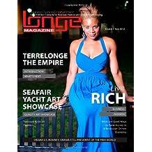 Longe Magazine Issue # 6: Terrelonge The Empire.