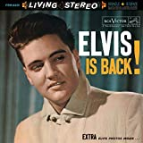 Music : Elvis Is Back (180 Gram Audiophile Translucent Blue Vinyl/Limited Edition/Gatefold Cover)