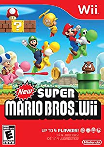 Wii New Super Bros. - World Edition