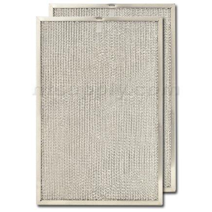 Aluminum Range Hood Filter - 11 3/8'' x 17'' x 3/8''