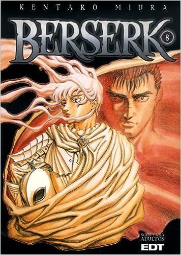Audiolibros gratis para descargar en mp3 Berserk 8 (Seinen Manga) 8499473741 RTF