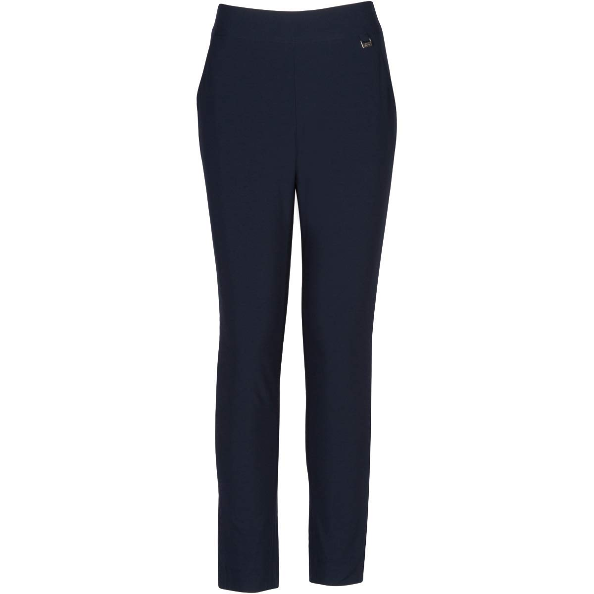 Greg Norman Women's Ml75 Pull-on Pant, Dark Navy, 6 by Greg Norman