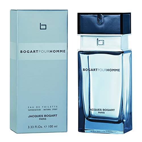 Bogart Pour Homme By Jacques Bogart For Men. Eau De Toilette Spray 3.33 Ounces