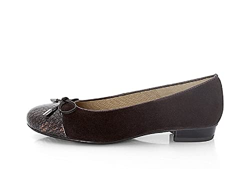 Shoes 33760 Women's 17 uk Amazon 12 Ara Court Bari Ballerina co xHqBYfEqw