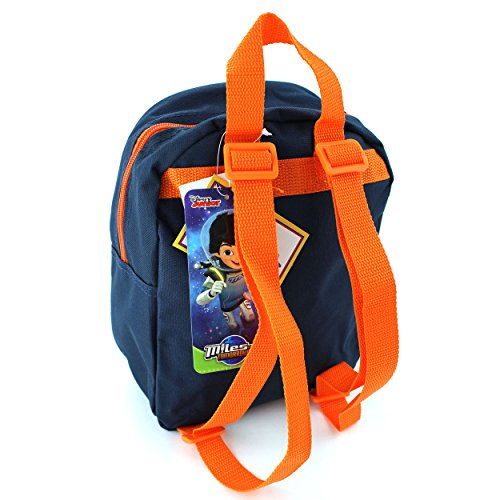 Miles from Tomorrowland 10 inch Mini Backpack (Miles from Tomorrowland Navy Blue)