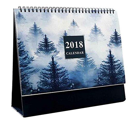 June 2017 - December 2018 Calendars Office Desktop Calendar