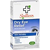 Similasan Dry Eye Relief - Homeopathic - 100 Percent Natural - 20 Sterile Single-Use Droppers