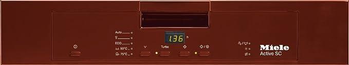 Miele Active - Lavavajillas parcialmente integrado, para un muy ...