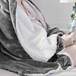 BEDSURE-Sherpa-Fleece-Blanket-Throw-Size-Grey-Plush-Throw-Blanket-Fuzzy-Soft-Blanket-Microfiber