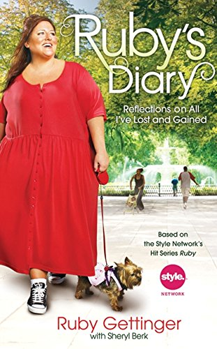 book cover of Ruby\'s Diary