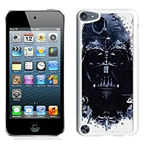 Hot Sale iPod Touch 5 Case ,Star Wars Identity White iPod Touch 5 Cover Unique And Popular Designed Phone Case