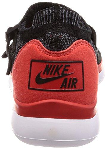 Nike Herren Air Sockracer Flyknit Schwarz Schwarz