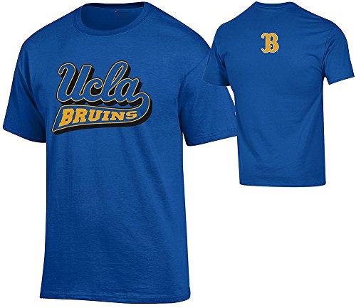 UCLA Bruins TShirt Back Blue - L (Ucla Bruins Fan)