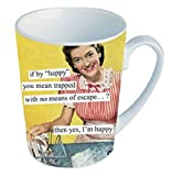 """Anne Taintor """"Trapped"""" Mug 89548"""