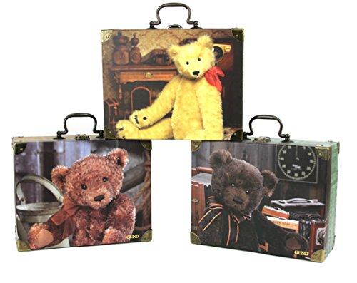 (GUND Teddy Bear Keepsake Box 11