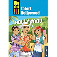 Die drei !!!, 75, Tatort Hollywood
