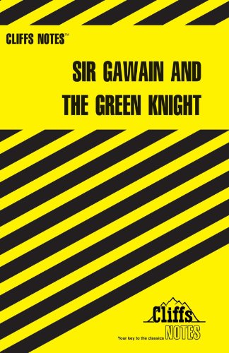 Sir Gawain and The Green Knight (Cliffs Notes)
