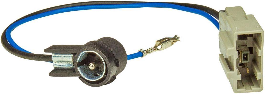 Tomzz Audio 1517 000 Antennenadapter Gt13 Passend Für Elektronik