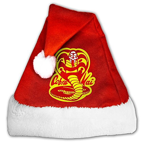 Christmashat Cobra Kai Logo Christmas (Cobra Kai Logo)