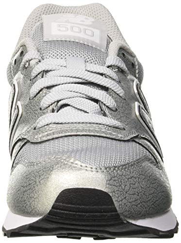 500Scarpe Sportive Balance Argentosilver Silver New Donna nwN8PXOk0Z