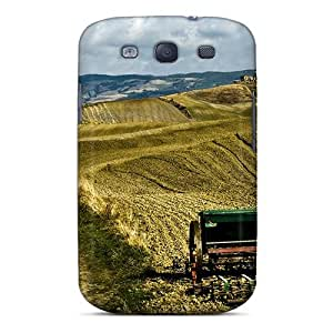 AMmDa24oTKjQ Tpu Case Skin Protector For Galaxy S3 Tuscany With Nice Appearance