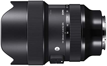 Sigma 14 24mm F2 8 Dg Dn Art Objektiv Für Sony E Kamera