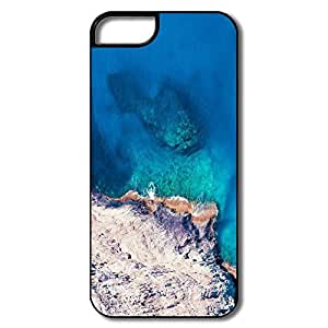 Custom Cool Protective Sea Beach Stone IPhone 5/5s Case For Family
