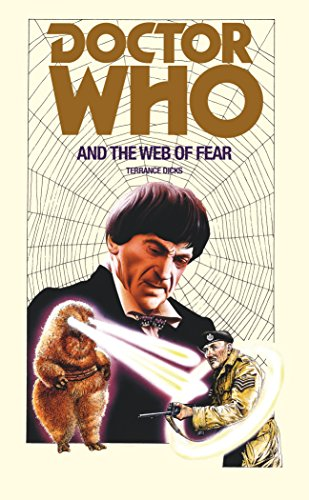 book cover of Doctor Who and the Web of Fear