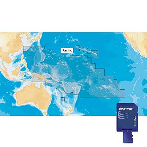 Navionics Plus 34XG Marine Chart MicroSD Card Pacific Islands