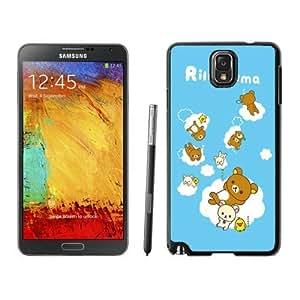 For Samsung Note 3,Rilakkuma Black Samsung Note 3 Case Online