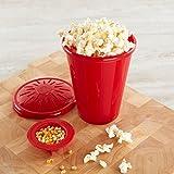 Joie Microwave Popcorn Maker (Red)