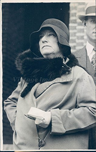 1931 Photo Murder Victim Mrs Clara Uhr Guilty