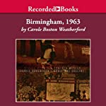 Birmingham 1963 | Carole Weatherford