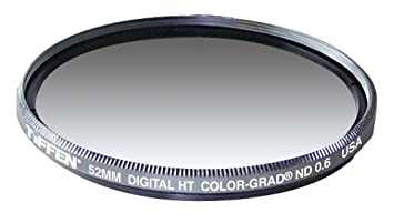Tiffen 72HTCGND6 72MM Digital HT Grad ND 0.6 Titanium Filter Filters