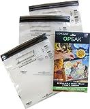 """OPSAK Odor Proof Barrier Bags 9x10"""""""
