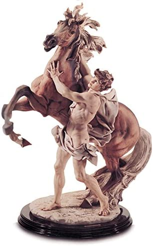 Giuseppe Armani Freedom – Man and Horse 906C