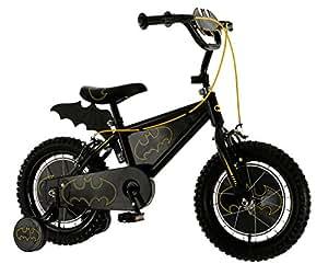5bda8dedc Batman 14 pulgadas para niños Bat Bike MV Deportes Edades 4 años +: ...