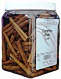 "Colorado Spice Cinnamon, Whole Sticks 2-3/4"", 12 Ounce Jar"