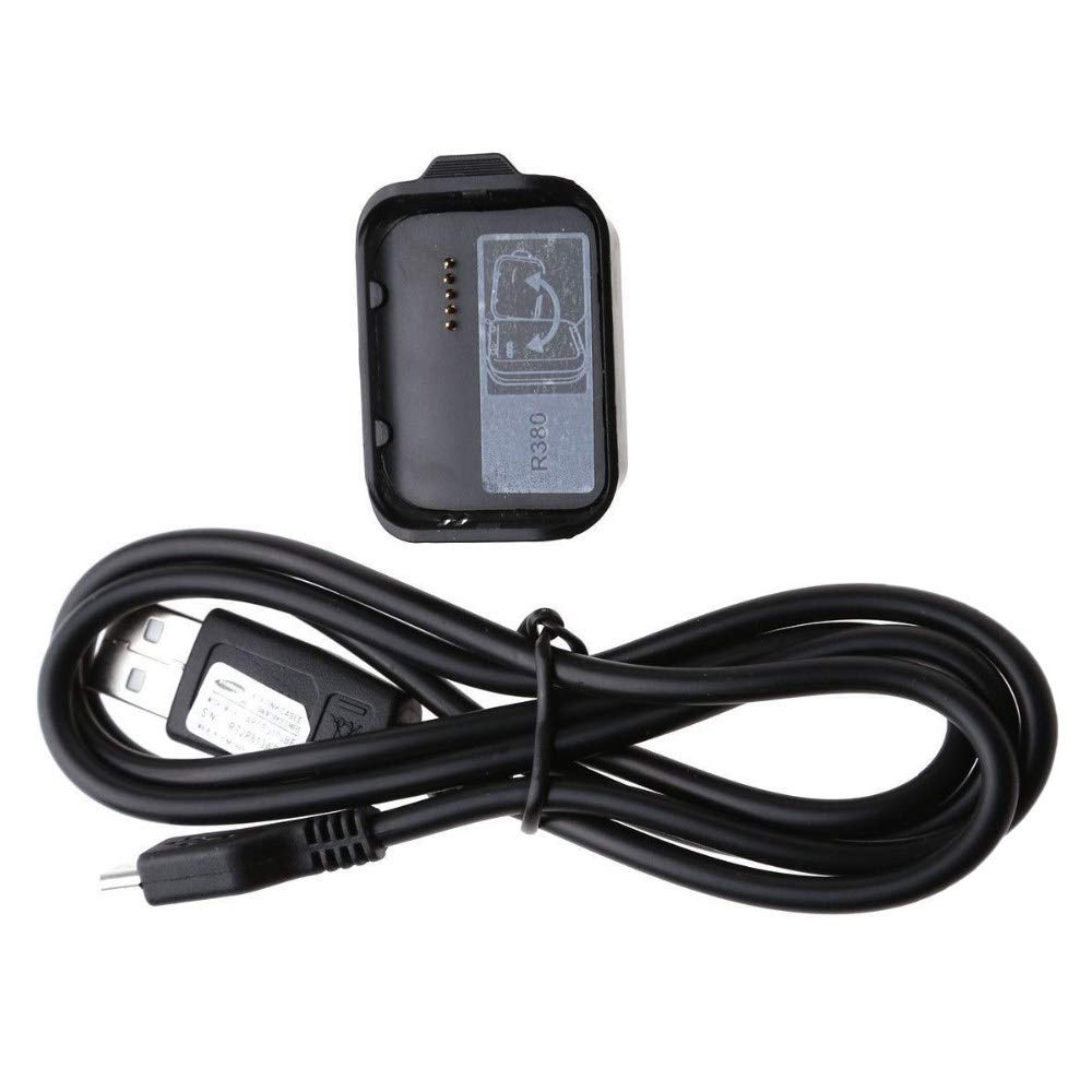 Semoic Smartwatch Battery Charger for Samsung Galaxy Gear 2 R380 Station Smart Watch SM-R380 Charging Dock Adapter Gender