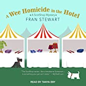A Wee Homicide in the Hotel: ScotShop Mystery Series, Book 3 | Fran Stewart