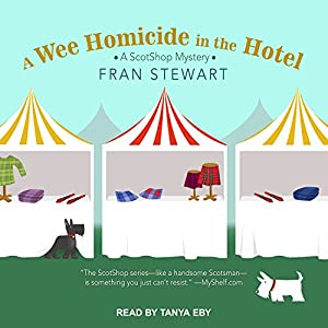 A Wee Homicide in the Hotel Audiobook
