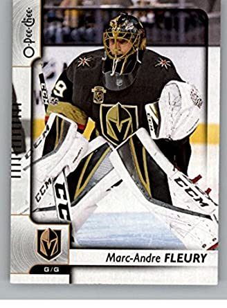 Amazon.com  2017-18 O-Pee-Chee  601 Marc-Andre Fleury Vegas Golden ... 80b0e95ab