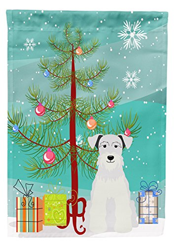 Caroline's Treasures BB4178GF Merry Christmas Tree Miniat...