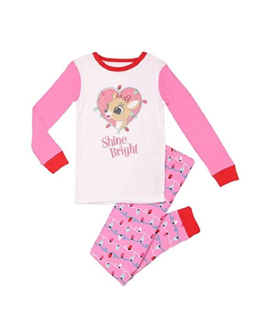 6e4fe5c54ac9 Amazon.com  Baby Girls Rudolph The Red Nosed Reindeer Clarice Snug ...