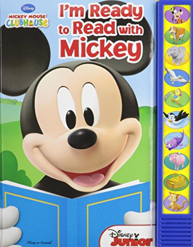 I'm Ready to Read With Mickey (Mickey Mouse Clubhouse: Play-a-Sound)
