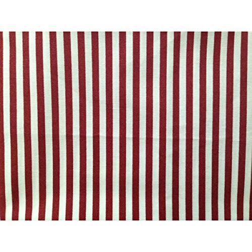 Marrone rossiccio Vino unica Stripes Rosso Vita Multicolore Marrone Bianco Homme Boutique Mouchoir Pwq6gU