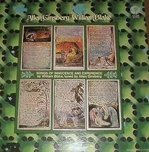 Allen Ginsberg William Blake LP