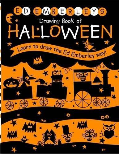 Ed Emberley's Drawing Book of Halloween (Ed Emberley Drawing Books) by Ed Emberley (2006-08-02)]()