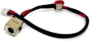 CBK DC Power Jack Harness Cable for Acer Aspire E5-511 E5-521 E5-551 E5-571 V3-572 E5-521-23KH DC30100RL00
